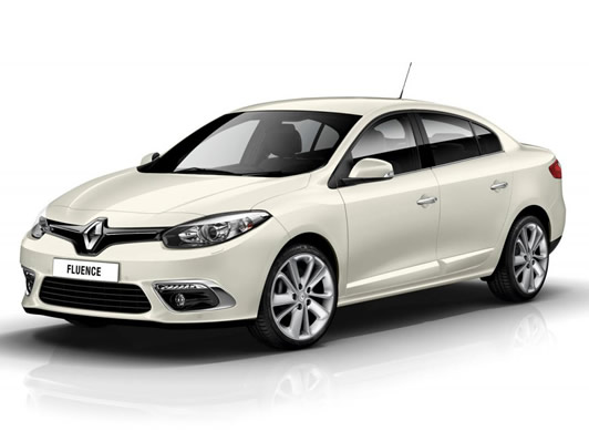 Location Renault Fluence Marrakech
